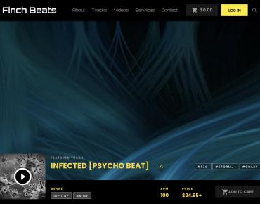 Finch Beats - Beatstars Home
