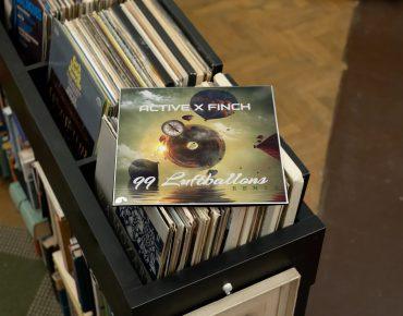 Finch Beats - Vinyl
